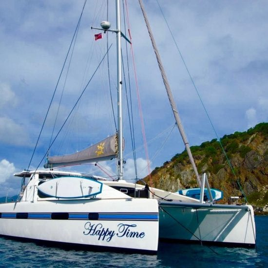 S/V Happy Time