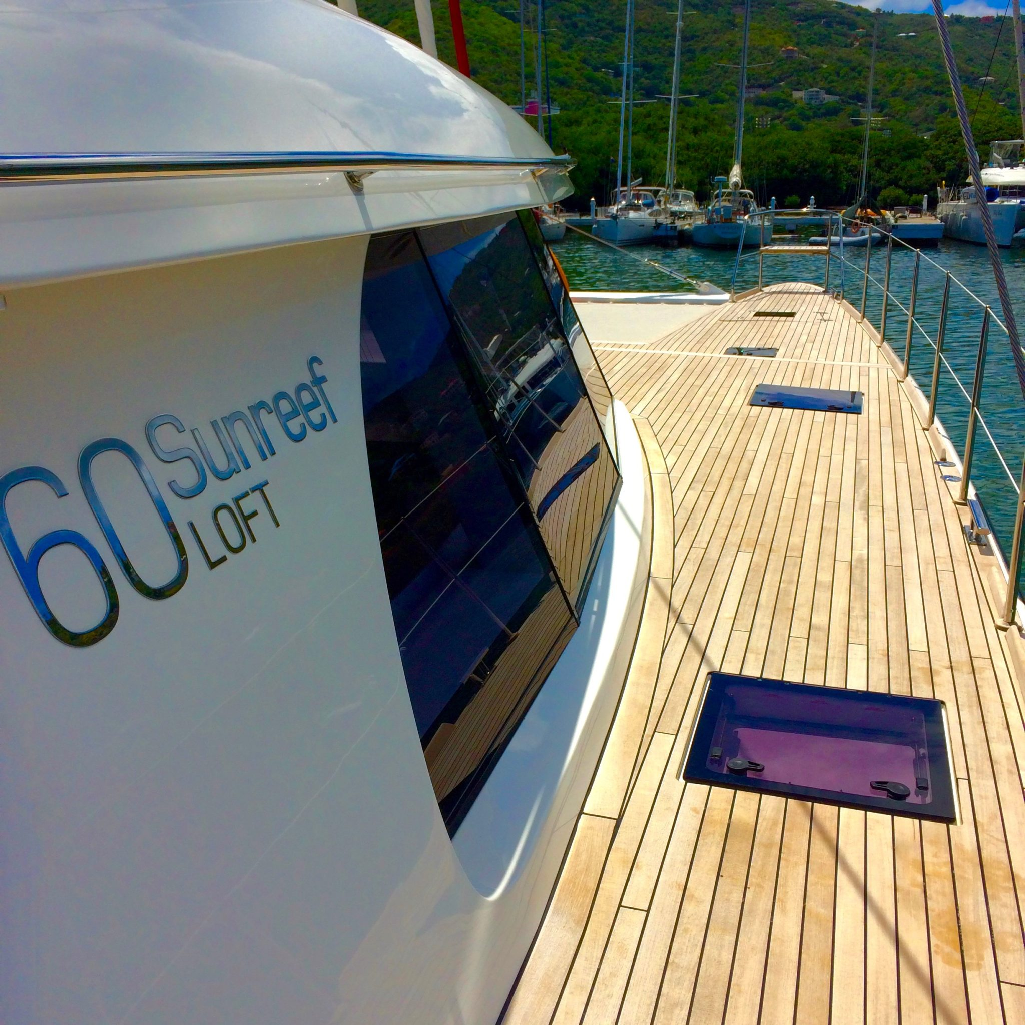 BVI Spring 2017 Charter Yacht Show