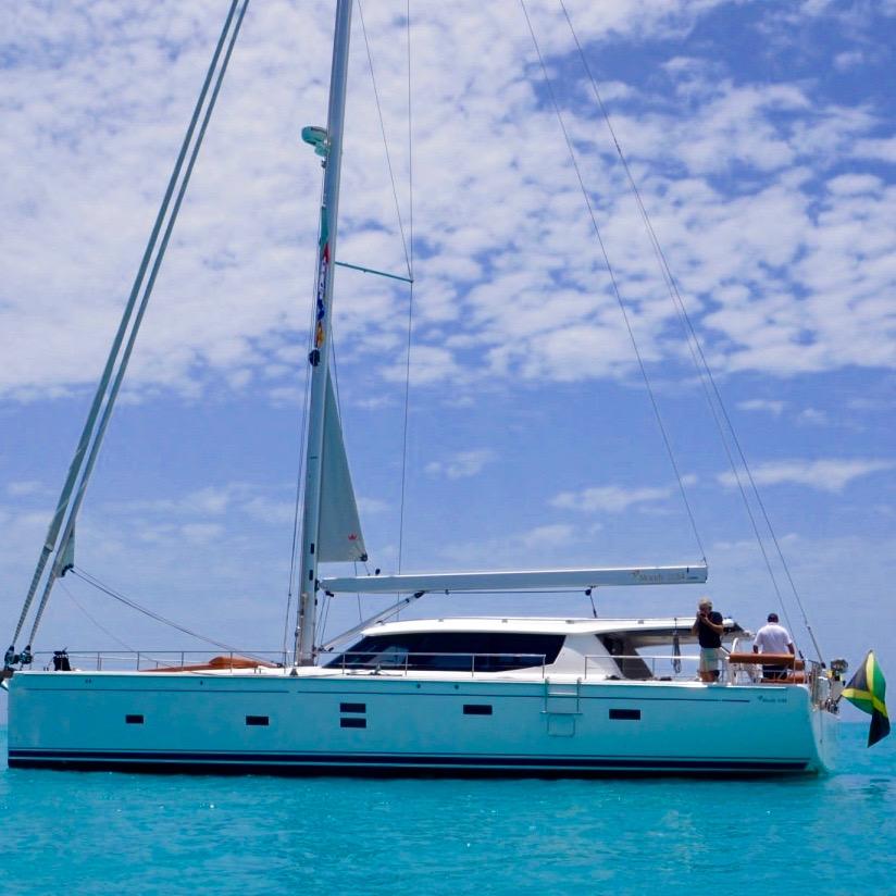 Catamaran Virgin Islands Vacation: CYI Charters