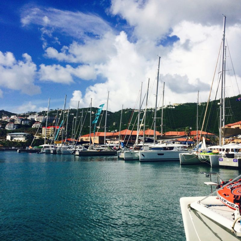 St. Thomas Charter Yacht Show 2017